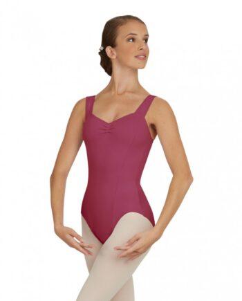 Capezio TC0001 Wide Strap balletpakje TC0001front BML