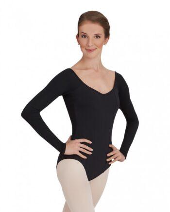 Capezio TC0041W V Back balletpakje