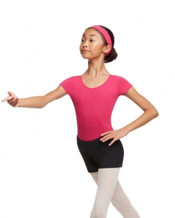 Capezio TC0054C short sleeve balletpakje