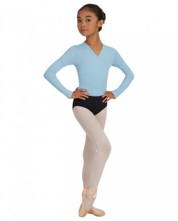 Capezio CAD850C cross over top wikelvestje ballet