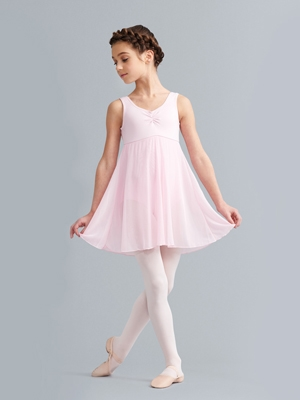 Capezio 3968C empire dress kids dansjurkje