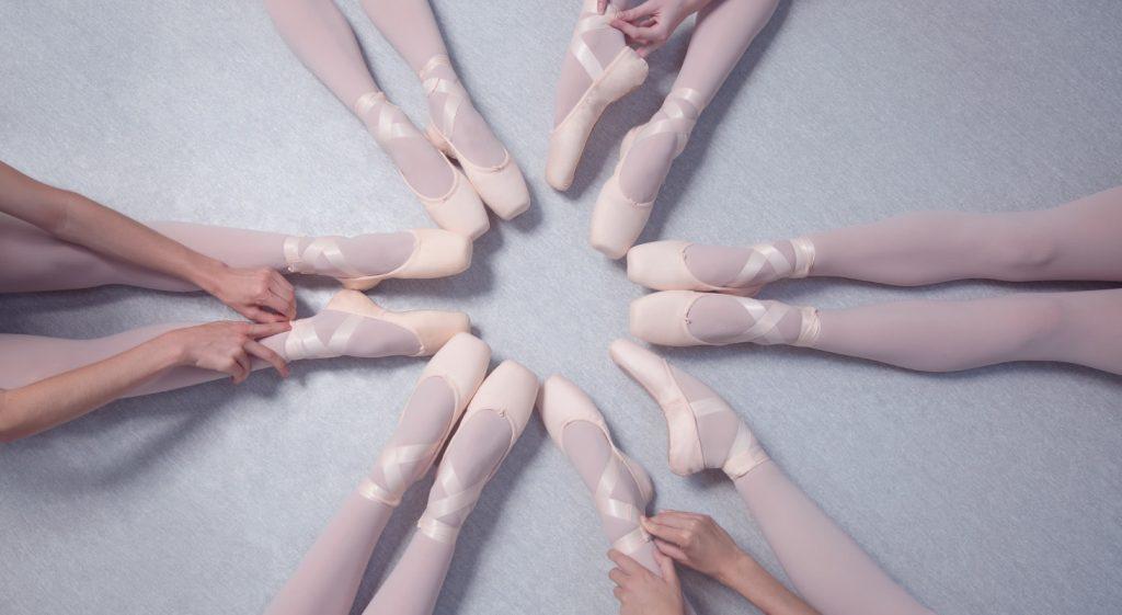 Wanneer mag je op spitzen dansen?