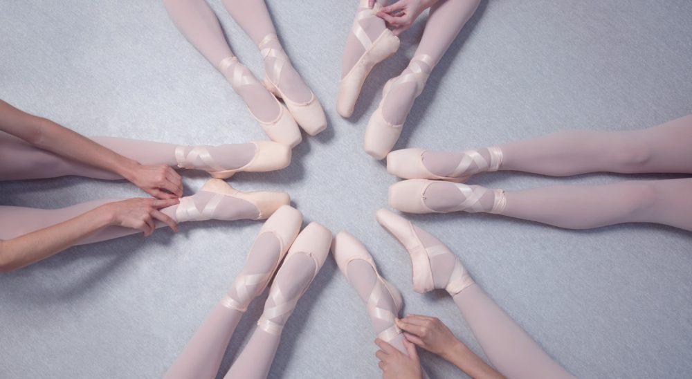 Wanneer mag je op spitzen dansen? spitzen aanmeten